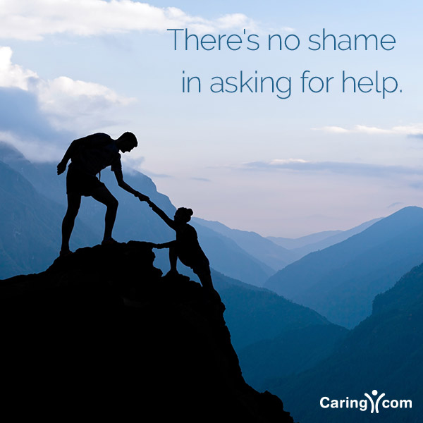 Inspirational Message on Asking for Help