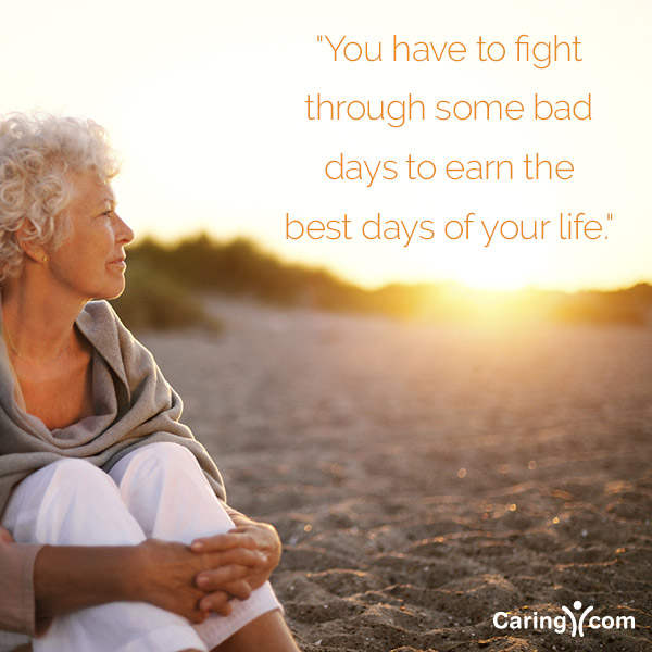 Inspirational Quote: Best Days of Your Life