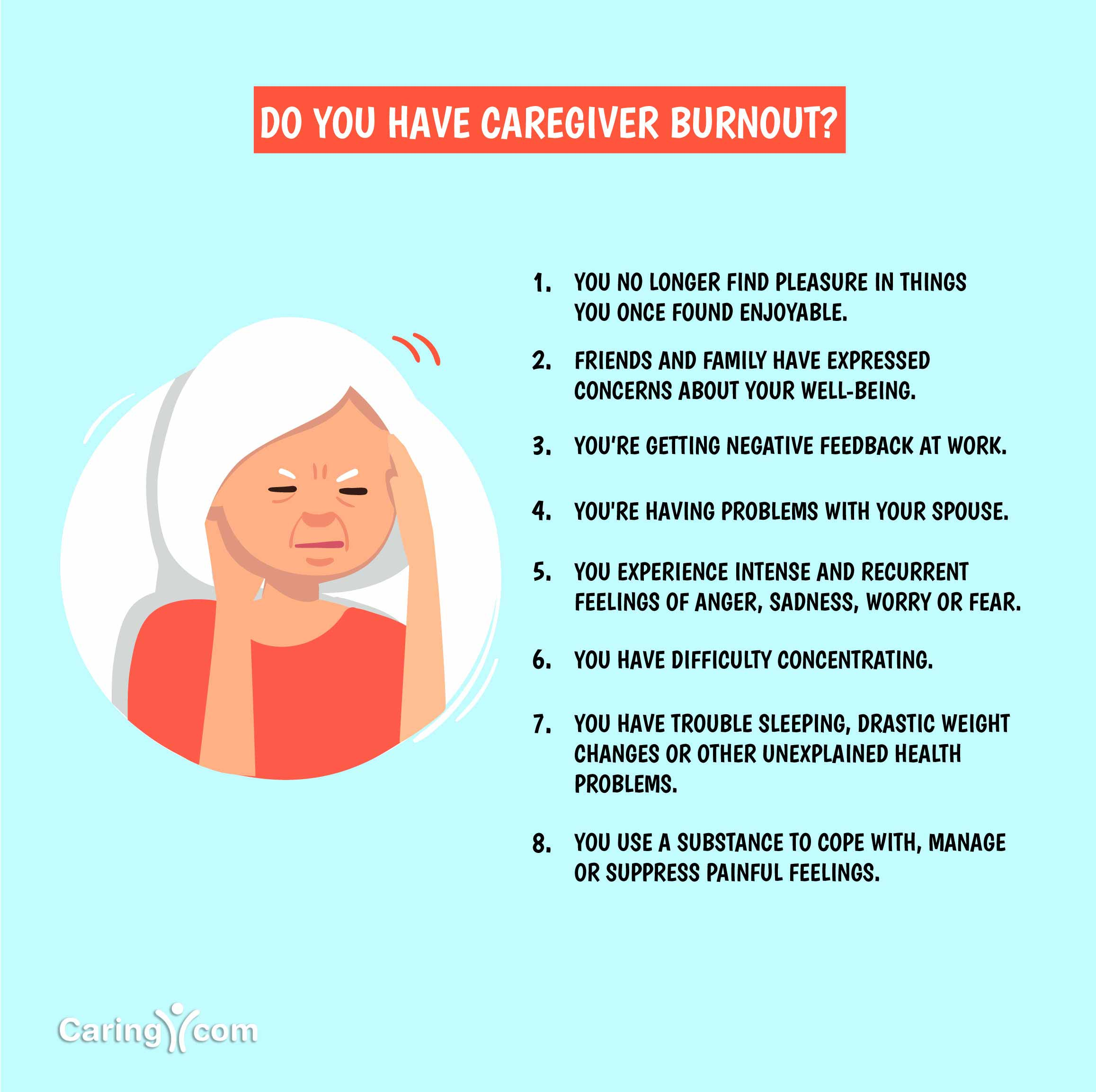 Self-Care Tips to Ease Caregiver Burnout