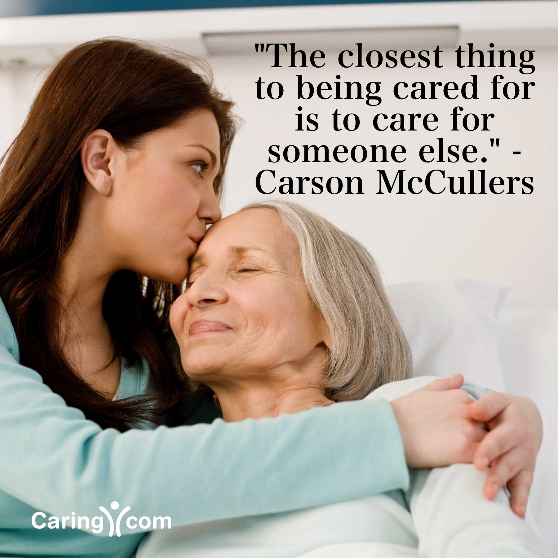 Inspirational Quote from Carson McCullers